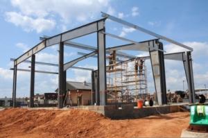 Pre-engineered-building